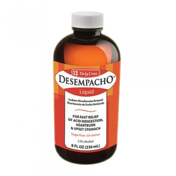 De la Cruz Desempacho 8 FL Oz Liquido Anti acido