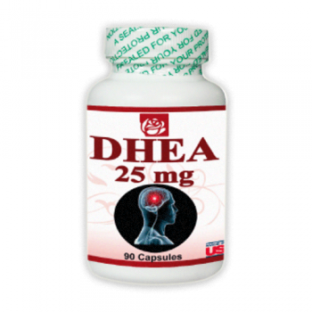 DHEA 25 mg Dietary Supplement 90 Caps