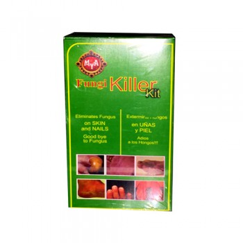 Fungi Killer Kit (Spray & Gel)