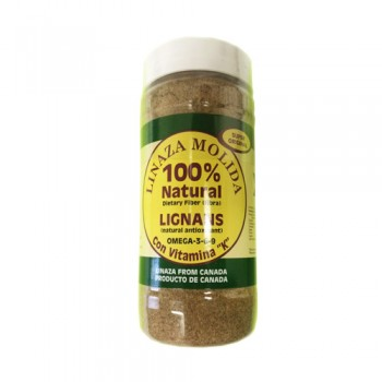 Organic Ground Flax Seed