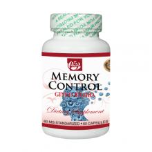 Memory Control 60 Capsules