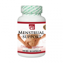 Menstrual Support 500 Mg - 60 Capsules