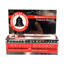 Pomada De La Campana Maximun Strength Triple Antibiotic pain Relief 5oz