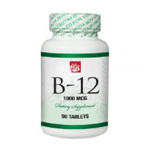 Vitamin B12 1000 mg 90 Tablets