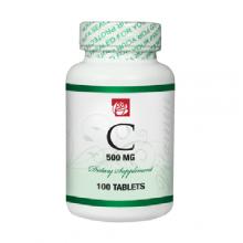 Vitamin C 500 mg 100 Tablets