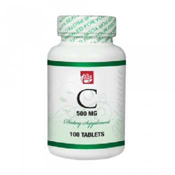 Vitamin C 500 mg 100 Tablets