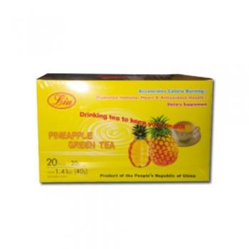 Pineapple Green Tea - 20 Tea Bags