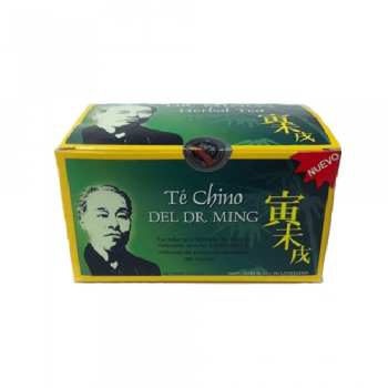 New Chinese Tea Dr Ming