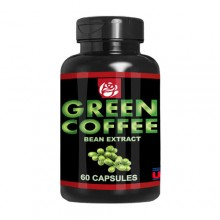 Green Coffee bean extract 60 Caps