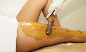 Honey Natural Cold Wax