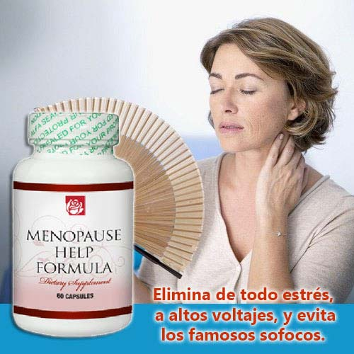 Menopause Help Formula