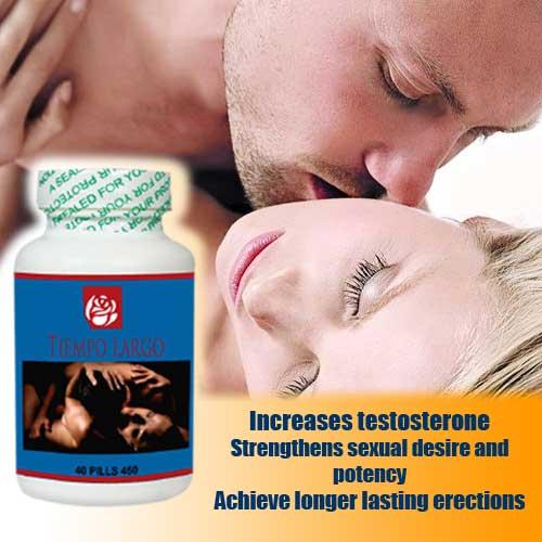 Sexual Enhancer Tiempo Largo
