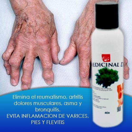 oak medical oil