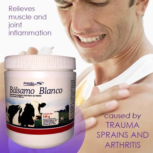 balsamo white