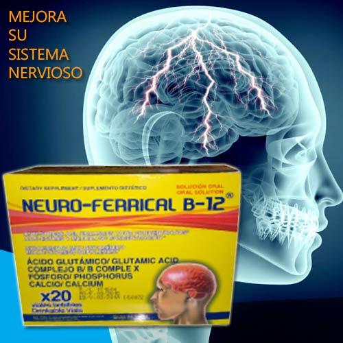 Neuro-Ferrical B-12