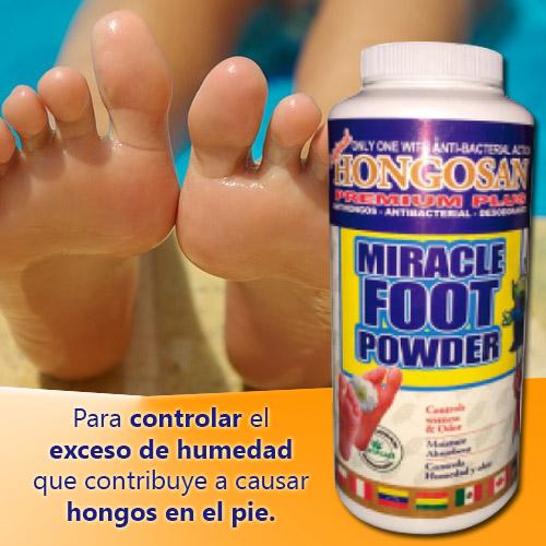 Hongosan Miracle foot powder