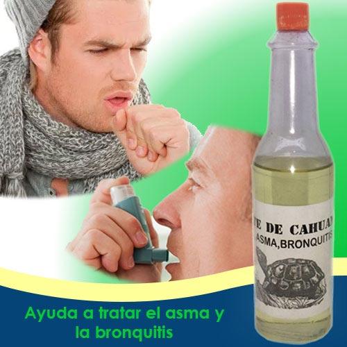 cahuama oil