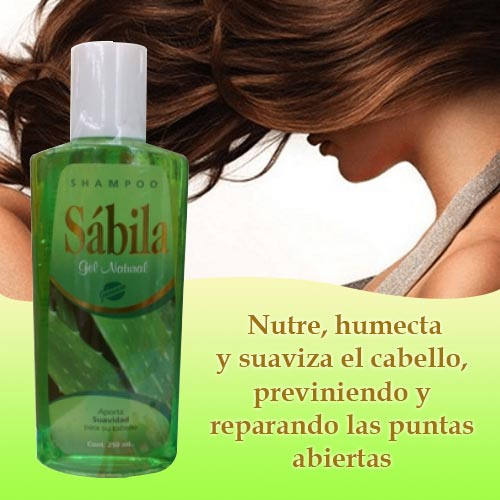 sabila gel natural