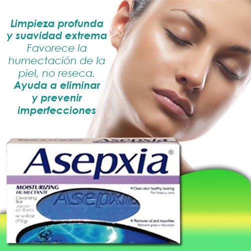 asepsia moisturizing soap