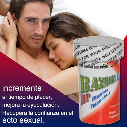 Bazooka pills