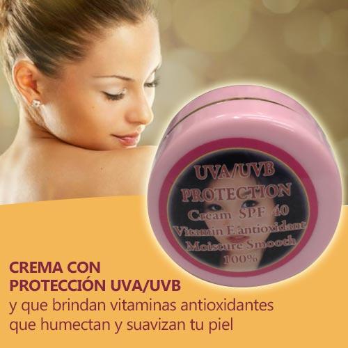 UVA - UVB protection